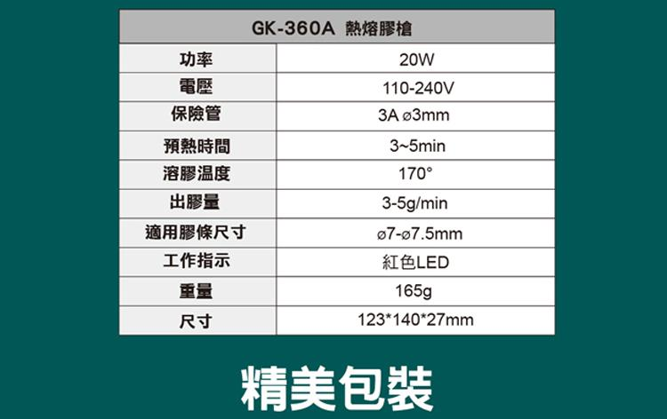 GK-360A