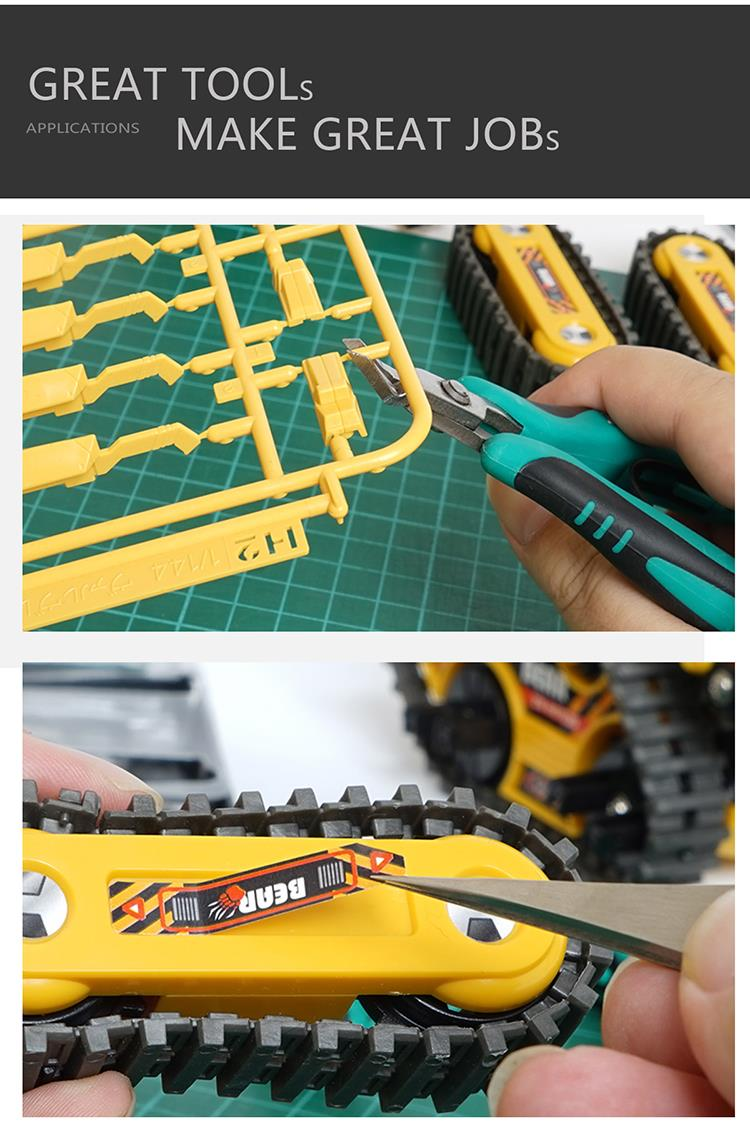Modeler basic craft tool set