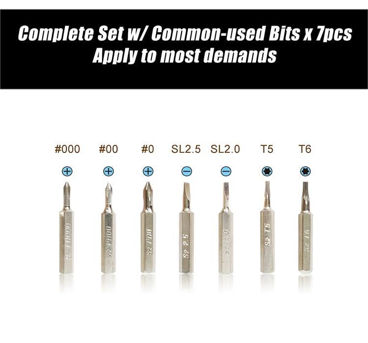 3.6v Li-ion USB Cordless screwdriver